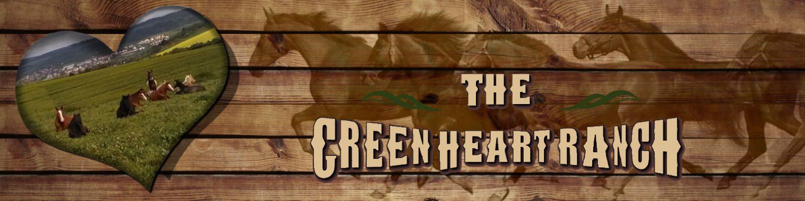 The Green Heart Ranch Reiten in Thüringen im grünen Herzen Deutschlands